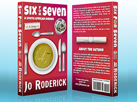 Six For Seven (A South African Dinner) - 3D Cover